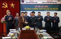 Cảnh sát biển Việt Nam ký kết đóng mới 12 xuồng tuần tra cao tốc