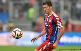 Lewandowski phủ nhận chuyện hối hận vì bỏ phiếu cho C.Ronaldo