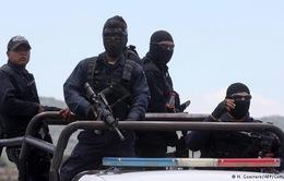 Cảnh sát Mexico tóm gọn trùm ma tuý 'Ciclon 7'