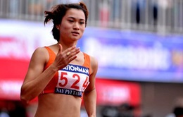 Nguyễn Thị Oanh thi đấu ấn tượng tại giải điền kinh VĐQG