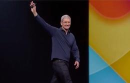 Thu nhập của CEO Tim Cook và các lãnh đạo của Apple năm 2016 là bao nhiêu?