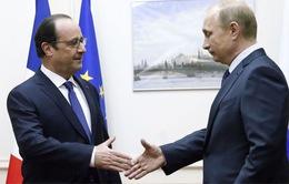 Cuộc chiến chống IS giúp quan hệ giữa Nga và các nước phương Tây khởi sắc?