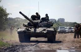 Chính quyền Ukraine và phe ly khai đạt thỏa thuận sơ bộ rút vũ khí