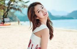 Park Shin Hye góp mặt trong show truyền hình Trung Quốc