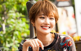Sao Hàn mê mệt tóc ngắn