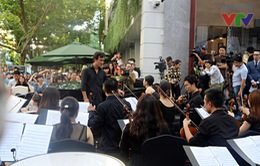 Khán giả Hà Nội hào hứng với Luala Concert 2015