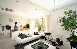 Ngôi nhà phong cách Nhật Bản đáng mơ ước