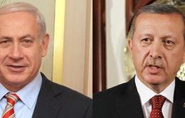 Israel và Thổ Nhĩ Kỳ cố gắng hòa giải vì nguồn cung khí đốt