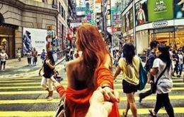 """Du lịch vòng quanh thế giới qua bộ ảnh """"Nắm lấy tay em"""" tuyệt đẹp (Phần 1)"""