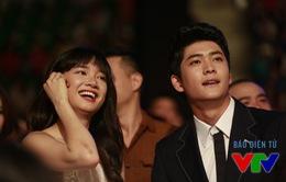 Nhã Phương tươi cười, khoe nhẫn mới với Kang Tae Oh