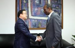 Thúc đẩy quan hệ hợp tác Việt Nam - Mozambique