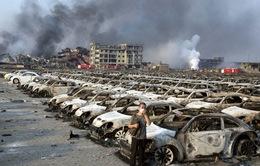 Hàng trăm người tung tin đồn thất thiệt vụ Thiên Tân (Trung Quốc) bị phạt
