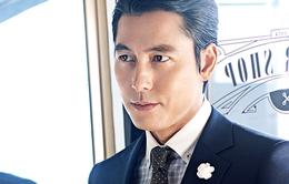 Jung Woo Sung lịch lãm diện vest