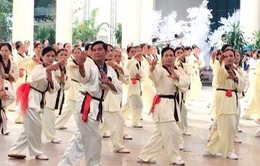 Ngày hội văn hóa - thể thao Người cao tuổi Việt Nam 2015
