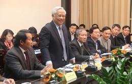 Phó Chủ tịch Quốc hội chúc Tết Ủy ban An toàn giao thông Quốc gia