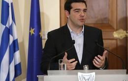 Châu Âu tìm lối thoát cho khủng hoảng nợ Hy Lạp
