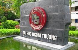 Thí điểm đổi mới cơ chế hoạt động của Trường Đại học Ngoại thương