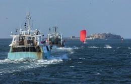 Ukraine: Chìm thuyền gần cảng Odessa, 12 người thiệt mạng