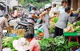 TP.HCM: Giá cả thị trường tiêu dùng ổn định sau Tết