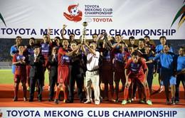 Việt Nam tổ chức vòng bán kết Toyota Mekong Club Championship 2015