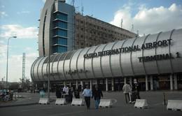 Ai Cập: Phát hiện 2 quả bom tại sân bay Cairo