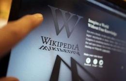 Wikipedia phát hiện hơn 300 tài khoản biên tập phi pháp