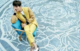 Ji Chang Wook long lanh trong loạt ảnh mới