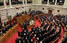 Quốc hội Hy Lạp nhóm họp phiên đầu tiên