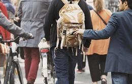 Cảnh sát Paris ra quân chống nạn móc túi trong mùa cao điểm du lịch
