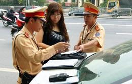 Xử lý nghiêm hành vi vi phạm trật tự, an toàn giao thông