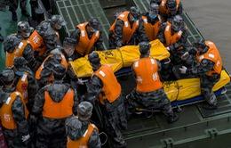 Số người thiệt mạng trong vụ chìm tàu ở Trung Quốc lên con số 396
