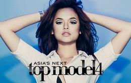 Thí sinh Hoa hậu Hoàn vũ Việt Nam dự thi Asia's Next Top Model