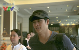 CỰC HOT: Những hình ảnh đầu tiên của Kang Tae Oh tại Việt Nam