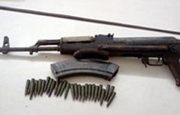 Sơn La: Bắt giữ đối tượng tàng trữ vũ khí quân dụng trái phép