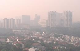 Khói mù nghiêm trọng tại Singapore
