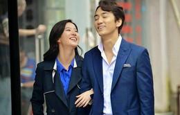 Những hình ảnh ngọt ngào nhất của Lưu Diệc Phi - Song Seung Hun