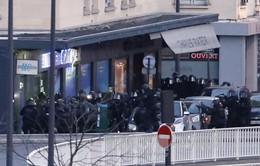 Cảnh sát Pháp tiêu diệt thủ phạm hai vụ bắt cóc con tin
