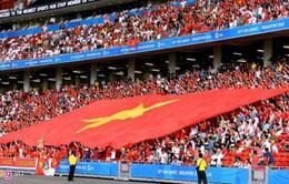 Những lá cờ và niềm tự hào Tổ quốc trên đấu trường SEA Games