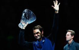 Roger Federer - Nhà vô địch với người hâm mộ
