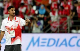 U23 Singapore dừng bước tại vòng bảng, HLV Aide Iskandar từ chức