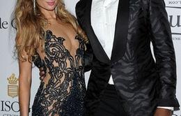 Drogba sánh bước bên kiều nữ Paris Hilton trên thảm đỏ Cannes