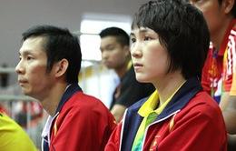 Tiến Minh và Vũ Thị Trang còn cơ hội tham dự Olympic 2016