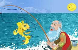 Công diễn vở kịch 'Ông lão đánh cá và con cá vàng' tại Hà Nội