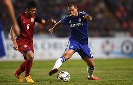 Siêu sao Thái Lan 0-1 Chelsea: Cơ hội để học hỏi (Giao hữu quốc tế)
