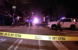 Mỹ: Xả súng tại Philadelphia, 10 người bị thương