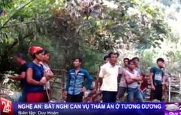 Vụ thảm sát 4 người tại Nghệ An: Hung khí là dao đi rừng