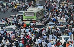 TP.HCM ngừng thu phí xe máy từ tháng 1/2016