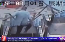 Trung Quốc: Ác mộng thang máy cuốn tiếp diễn