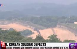 Nổ tại khu phi quân sự Hàn Quốc - CHDCND Triều Tiên