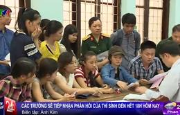 Xét tuyển ĐH-CĐ 2015: Sẽ tiếp nhận phản hồi từ thí sinh đến hết 18h ngày 22/8